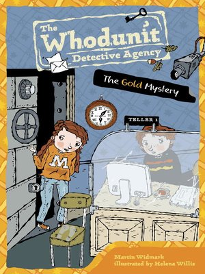 cover image of The Gold Mystery