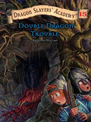 cover image of Double Dragon Trouble