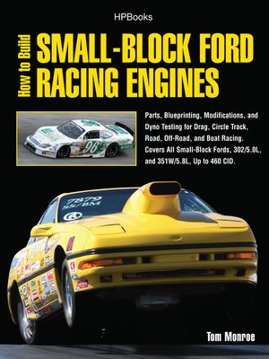 cover image of How to Build Small-Block Ford Racing Engines HP1536