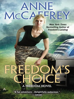 cover image of Freedom's Choice