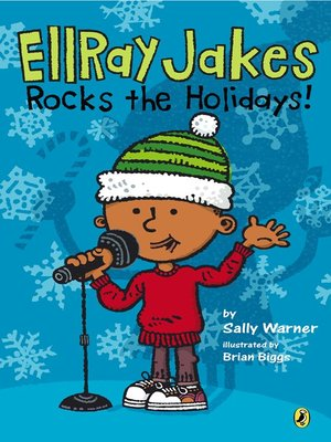 cover image of EllRay Jakes Rocks the Holidays!
