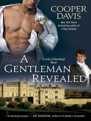 cover image of A Gentleman Revealed