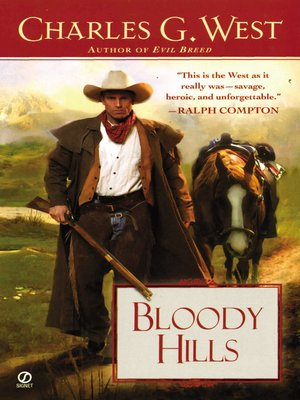 cover image of Bloody Hills