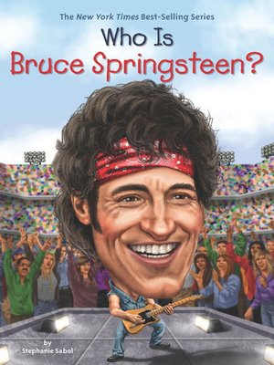 cover image of Who Is Bruce Springsteen?