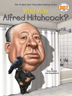 cover image of Who Was Alfred Hitchcock?