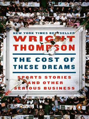cover image of The Cost of These Dreams