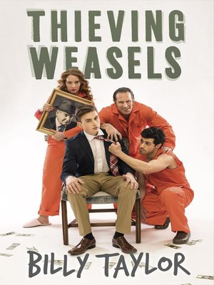 cover image of Thieving Weasels