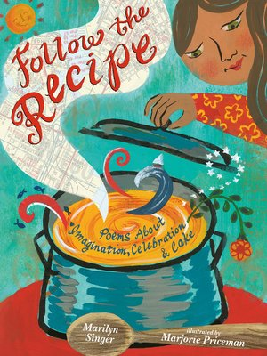 cover image of Follow the Recipe