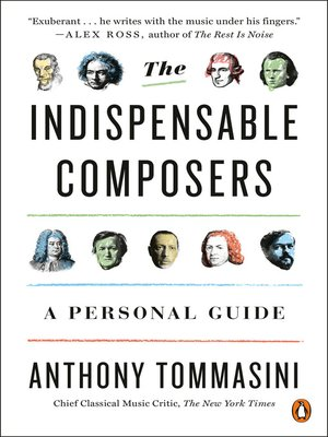 cover image of The Indispensable Composers