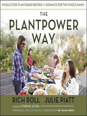 cover image of The Plantpower Way