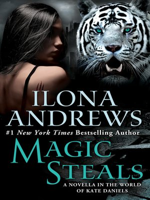 cover image of Magic Steals