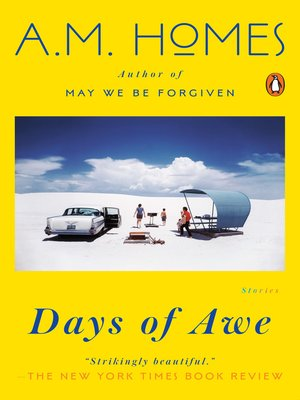 cover image of Days of Awe