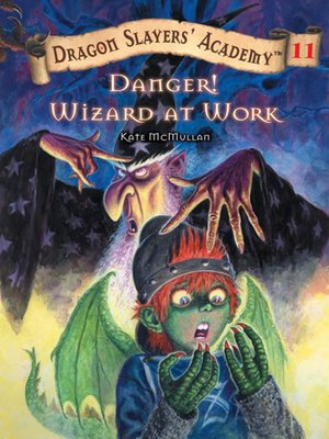 cover image of Danger! Wizard at Work!
