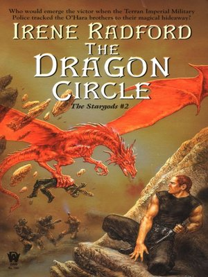 cover image of The Dragon Circle