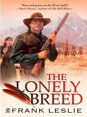 cover image of The Lonely Breed