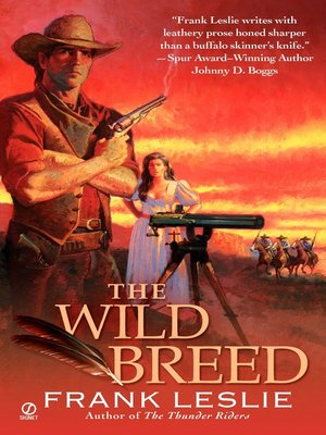 cover image of The Wild Breed