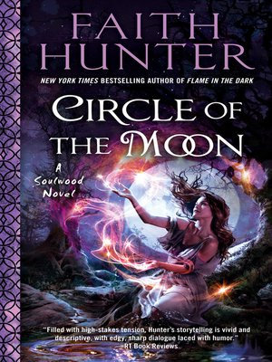 cover image of Circle of the Moon