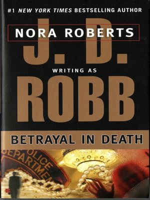 cover image of Betrayal in Death