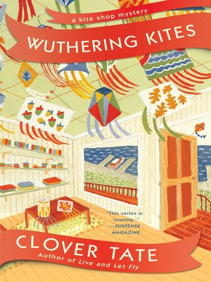 cover image of Wuthering Kites