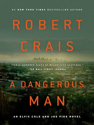 cover image of A Dangerous Man