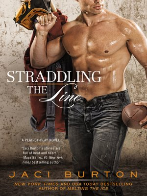 cover image of Straddling the Line