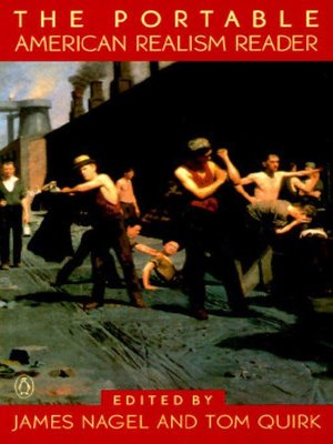 cover image of The Portable American Realism Reader