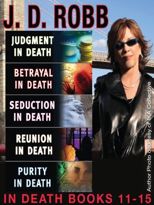 cover image of The In Death Collection, Books 11-15