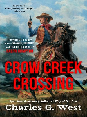 cover image of Crow Creek Crossing