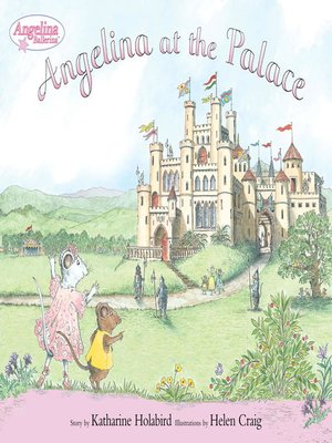 cover image of Angelina at the Palace