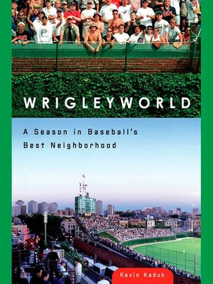 cover image of Wrigleyworld