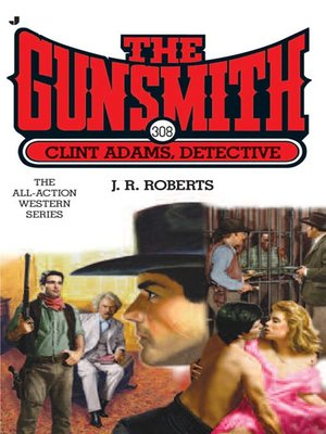 cover image of Clint Adams, Detective