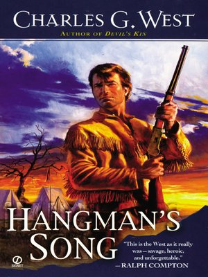cover image of Hangman's Song