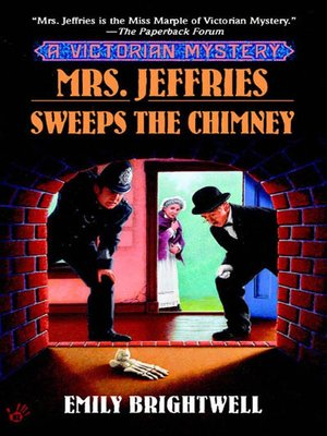 cover image of Mrs. Jeffries Sweeps the Chimney