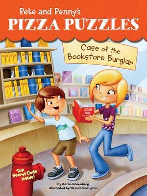 cover image of Case of the Bookstore Burglar