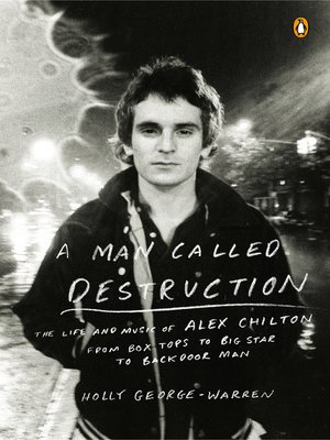 cover image of A Man Called Destruction