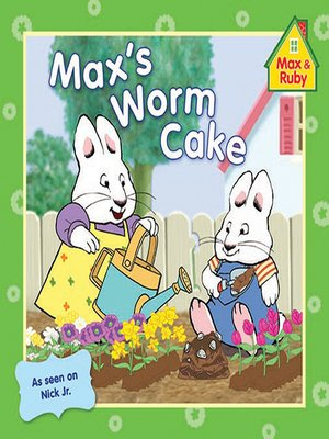cover image of Max's Worm Cake