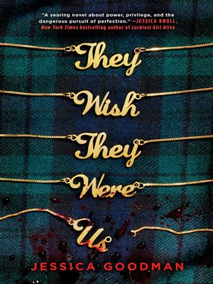 cover image of They Wish They Were Us