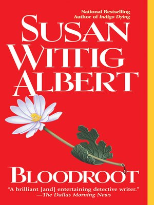 cover image of Bloodroot