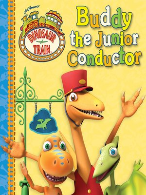 cover image of Buddy the Junior Conductor