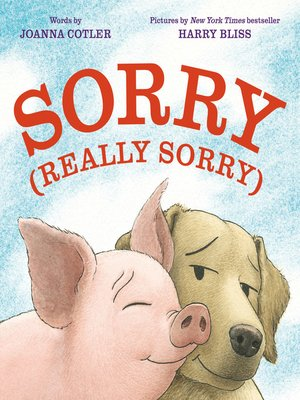cover image of Sorry (Really Sorry)