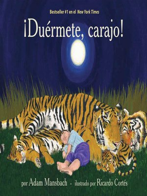 cover image of ¡ Duérmete, carajo!
