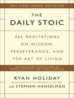 cover image of The Daily Stoic