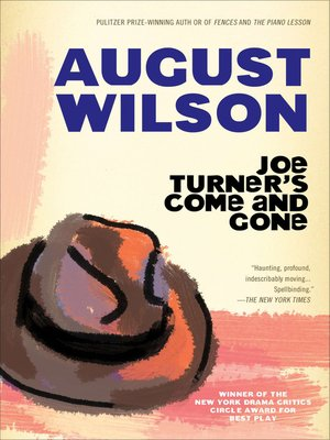 cover image of Joe Turner's Come and Gone