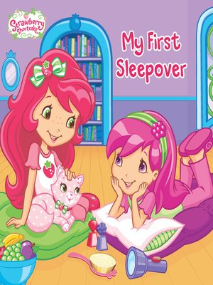 cover image of My First Sleepover