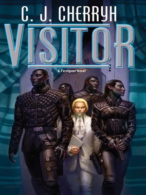 cover image of Visitor