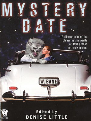 cover image of Mystery Date