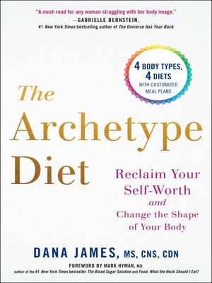 cover image of The Archetype Diet