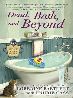 cover image of Dead, Bath, and Beyond