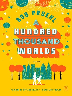 cover image of A Hundred Thousand Worlds