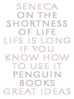 cover image of On the Shortness of Life